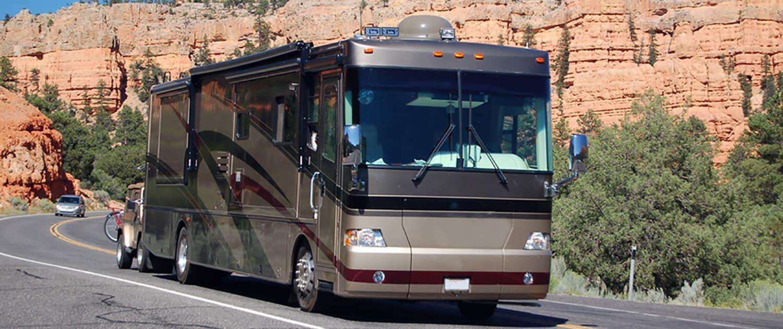 Amortisseurs renforcés de Marquart pour camping-cars exotiques