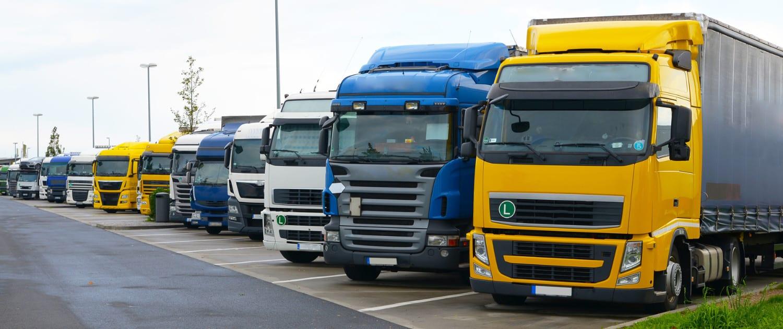 Amortisseurs renforcés de Marquart pour les camions de toutes marques