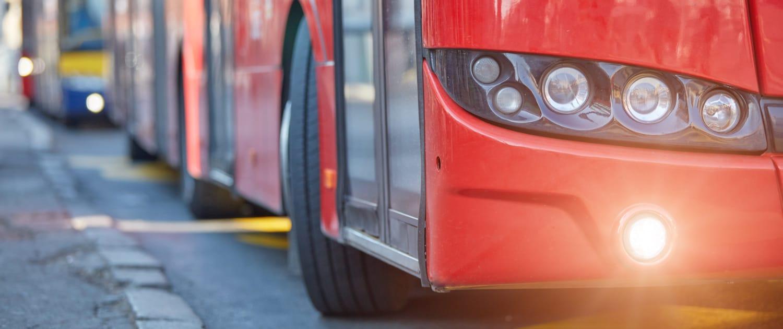 Amortisseurs renforcés de Marquart pour autobus de tous types