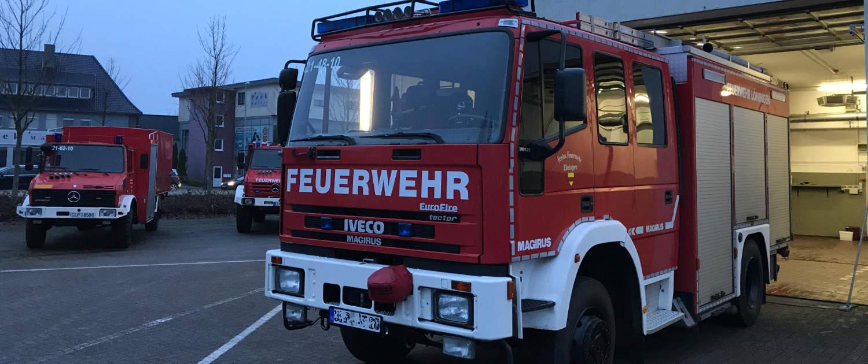 Amortisseurs renforcés de Marquart pour les pompiers de toutes marques