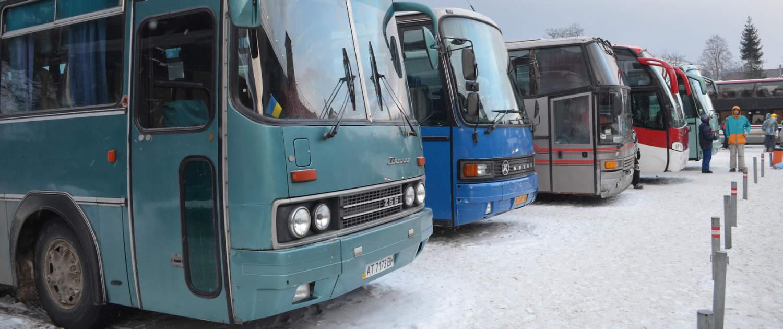 Des amortisseurs renforcés de Marquart pour les bus historiques