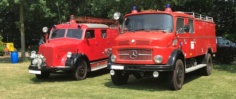 Des amortisseurs renforcés pour les pompiers historiques